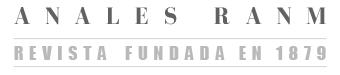 Anales de la Real Academia Nacional de Medicina de España